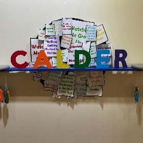a photo of Calder pellerin art